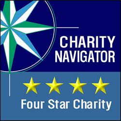 Charity Navigator 4-Star Rating for Good360
