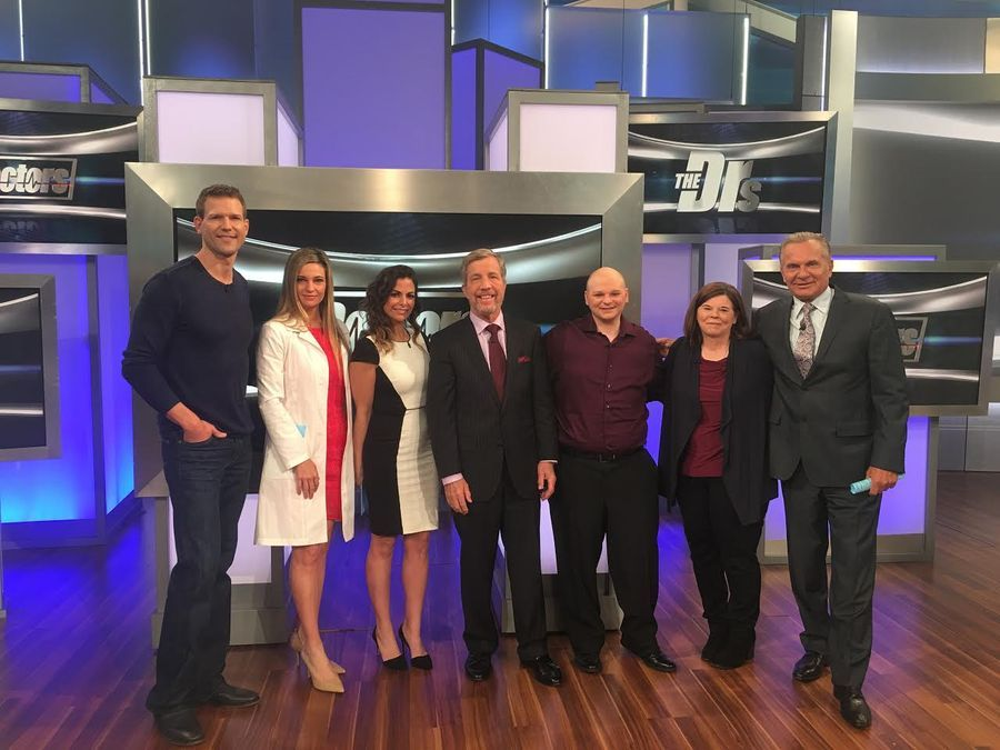 Dr. Hurwitz Will Appear on the March 14th Episode of The