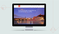 The Frank Lloyd Foundation Launches a Bold, New Website
