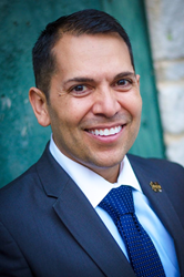Greater Austin Hispanic Chamber of Commerce President and CEO Mark...