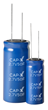 Single-cell (2.7V) CAP-XX cylindrical supercapacitors deliver high peak pulse power and low ESR for < US$0.50 for the smallest devices (1-5F) to US$9 for the largest (400F).