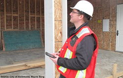 Richmond Building Inspection App