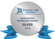 "Caliper Wins Silver Brandon Hall Group ""Excellence in Technology"" Award"