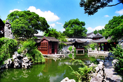 Retreat & Reflection Garden in Suzhou