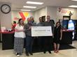 IBTS Makes Donation to Oklahoma YMCA