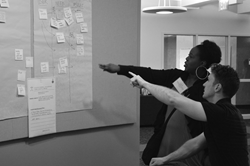 Image from 2016 Summer Design Thinking Workshop
