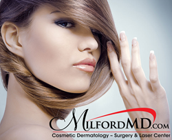 PRP proved effective for hair growth & wrinkles at MilfordMD in NEPA.