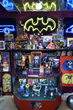 Batman dolls and neon signs make up a small part of the 3,250 piece collection acquired by The Children's Museum of Indianapolis.