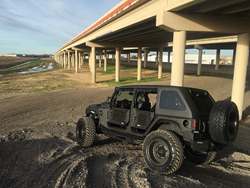 Black Rhino Truck Wheels - the Armory