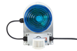 Waterproof LED Beacon Equipped with a Motion Sensor