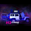 Mix on Wheels Mobile DJ Vehicle H3 Hummer