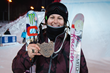 Monster Energy's Devin Logan Stomps Her Way to Bronze in Women's Ski Slopestyle at X Games Norway 2017