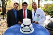Dr. Kiran Patel Celebrates His Birthday With Dr. Ravi Patel and Tony LaForgia