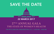 The Society for Women's Health Research's 27th Annual Gala: The State of Women's Health