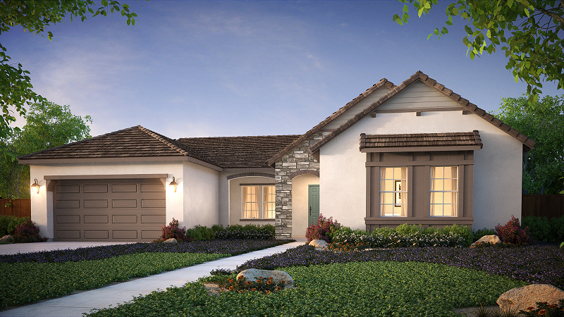McCaffrey Homes Debuts All-New Floor Plans At The Grand