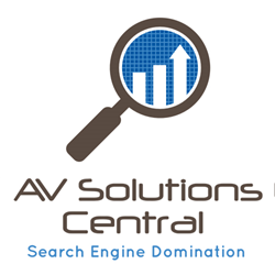 Logo for AV Solutions Central
