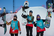 Monster Energy's Jamie Anderson Grabs Silver in Snowboard Slopestyle at X Games Norway