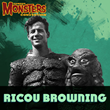 Creature from the Black Lagoon's Gill Man, Ricou Browning, joins the Famous Monsters Convention Dallas Line up.