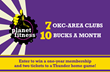Giveaway Offers Oklahoma City Thunder Fans Chance To Win Game Tickets, Year-Long Planet Fitness Membership