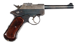Lot 1620:  One-of-a-Kind Knoble .45ACP US Military Test Pistol, $30,000-60,000.