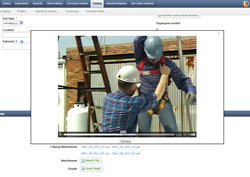 Sample of IndustrySafe's fall protection training video
