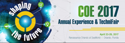 Sigmetrix Announces Silver Sponsorship of  COE 2017 Annual Experience and TechniFair