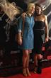 Actress Ingrid Bolsø Berdal and stuntwoman Dayna Grant at Artemis 2016 Red Carpet Gala.