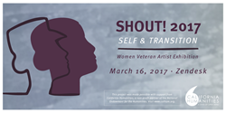 9th Annual SHOUT! For Women Veteran Artists Exhibition