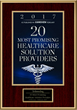 "Telmediq Named One of ""20 Most Promising Healthcare Solution Providers 2017"""