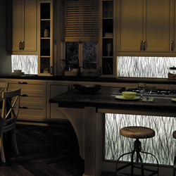 Illuminated Backsplash Kits