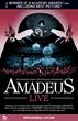 Amadeus Live poster