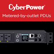 CyberPower Introduces New Metered-by-Outlet Power Distribution Units