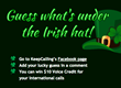 St. Patrick's Day Contest: A Lucky Customer Gets $10 Calling Credit on KeepCalling's Facebook Page