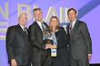 Nashville Business Owners Garner International Staffing Company's Top Honor