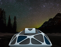 StarSailor - LiveSky - Brings the Aurora Borealis directly to your bedroom