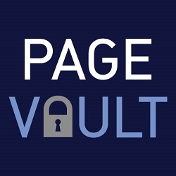 Page Vault On Demand