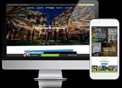Fargo-Moorhead Debuts New Website by Noble Studios