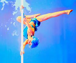Greta Pontarelli Performing championship piece