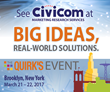 Civicom To Showcase Mobile Ethnography at Quirk's East Brooklyn