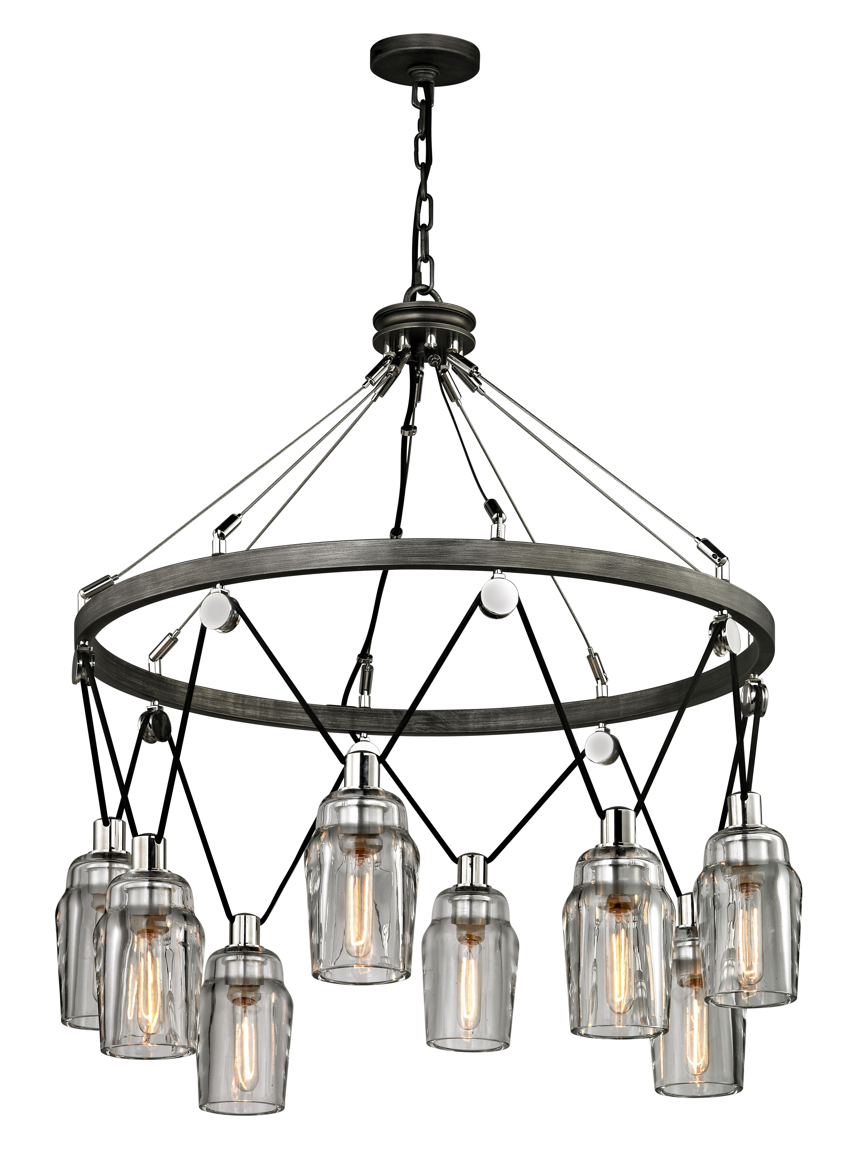 troy lighting presents new collections that epitomize