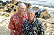 Beat of Hawaii Editors Rob Kvidt and Jeff Tucker