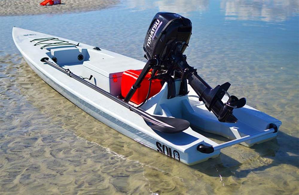 Recommended By Solo Skiff Watercraft