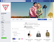 GUESS Expands Radius8 Technology Deployment to Mobile App and Facebook