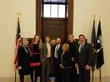National Historic Property Developer, Steven Michael, Principal of Hudson Holdings, Meets with Congressional Leaders During National Historic Preservation Advocacy Week