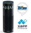 Federated Media's B100 Taps XAPPmedia to Create First Radio Skill for Amazon Alexa