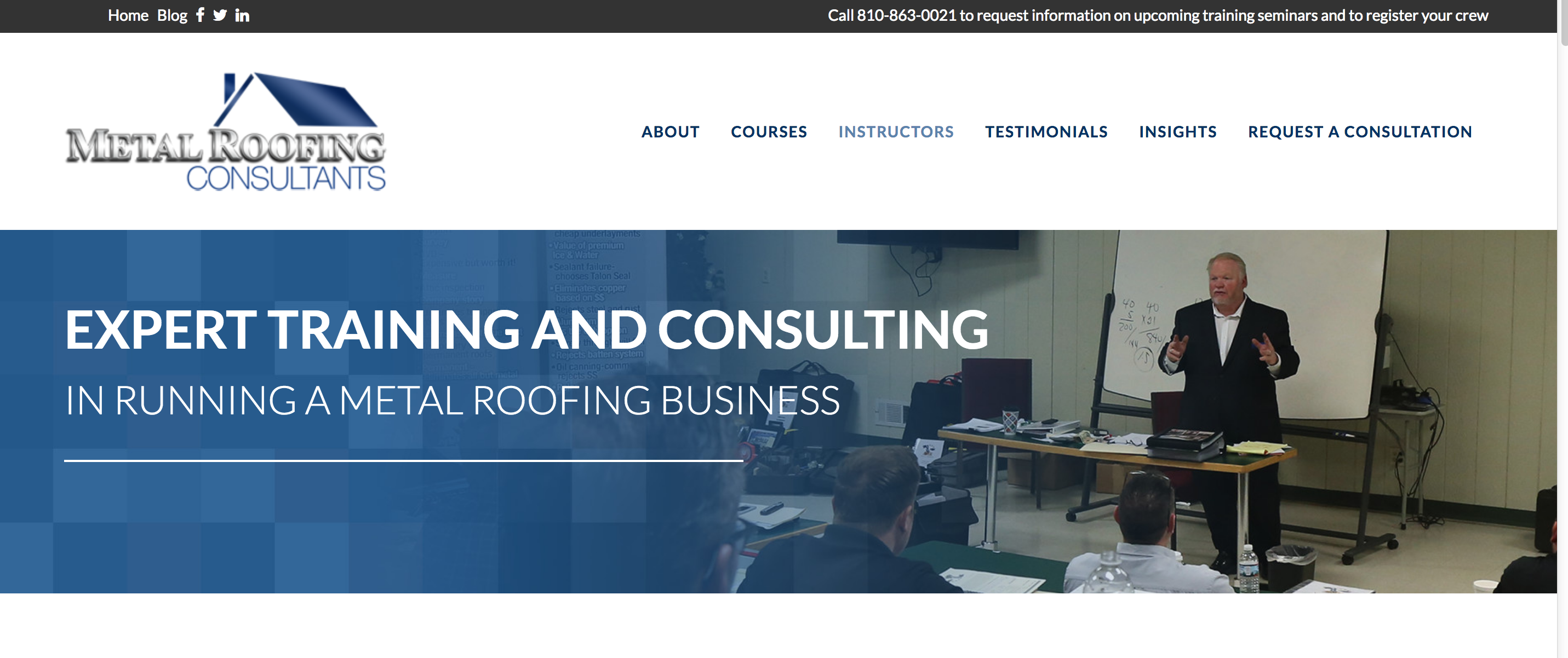 American Metal Roofs Launches New Website To Offer Expert