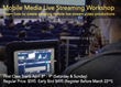 Manhattan Edit Workshop Announces Mobile Media Production Workshops