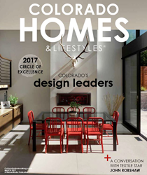 Colorado Architecture Firm Arch11 Co Founder And Principal E.J. Meade Wins  Colorado Homes U0026 Lifestyles Magazineu0027s Circle Of Excellence Award