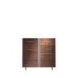 Kalamazoo's new Arcadia Cabinetry Series with oiled ipe wood