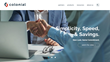 Colonial Surety Homepage Redesign
